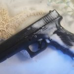 Glock 17 Pistol, Torture Test, ocean floor