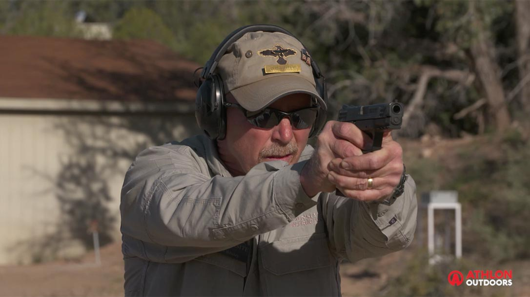 Long-Range Pistol Shooting, Gunsite Academy, Handgun Training