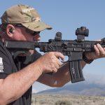 Trijicon MRO Green Dot, Mini Rifle Optic, green dot sight, aim