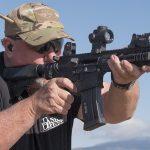 Trijicon MRO Green Dot, Mini Rifle Optic, green dot sight, lead