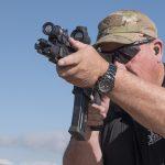 Trijicon MRO Green Dot, Mini Rifle Optic, green dot sight, range