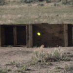 Trijicon MRO Green Dot, Mini Rifle Optic, green dot sight, view