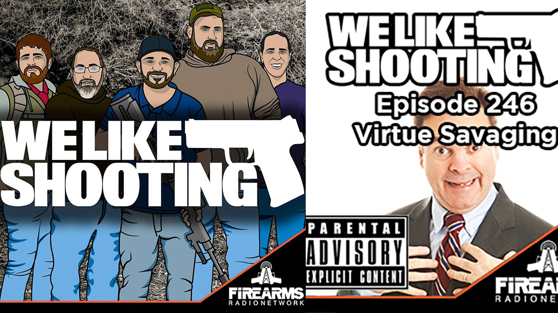 NRA Annual Meetings 2018, We Like Shooting Podcast