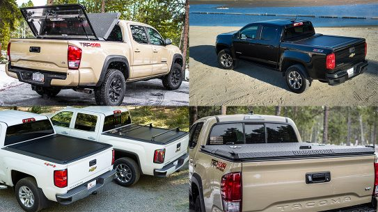 Best Truck Tonneau Covers Available