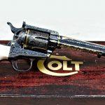 Most Expensive Guns, Alvin White's Colt New Frontier pistol profile