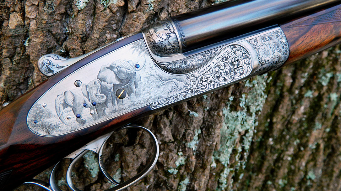 Most Expensive Guns, Holland & Holland Royal Deluxe rifle right
