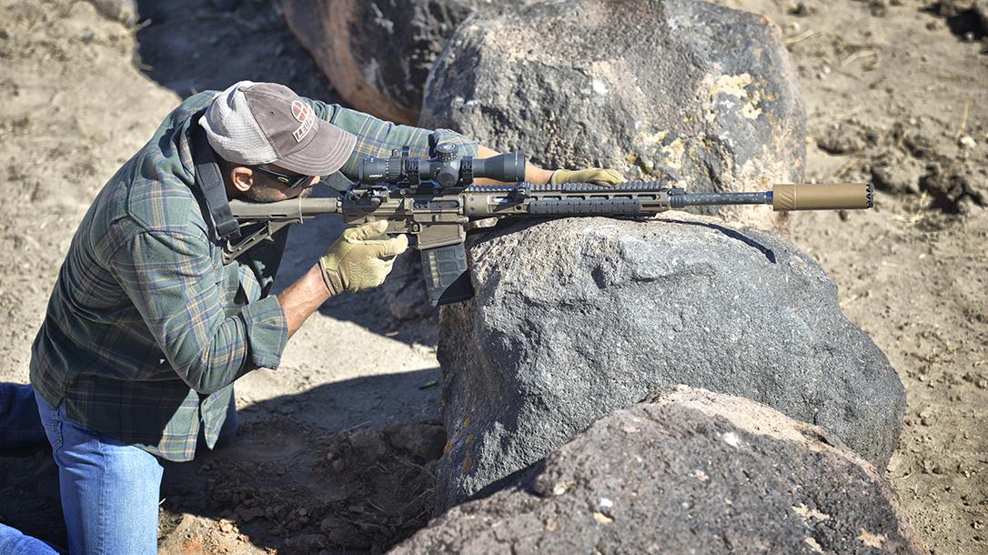 Modern Outfitters MC7 Rifle, gun test, Buck Doyle, shooting