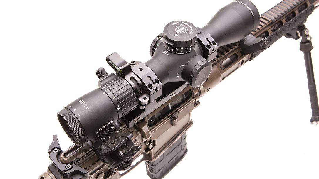 Modern Outfitters MC7 Rifle, gun test, scope