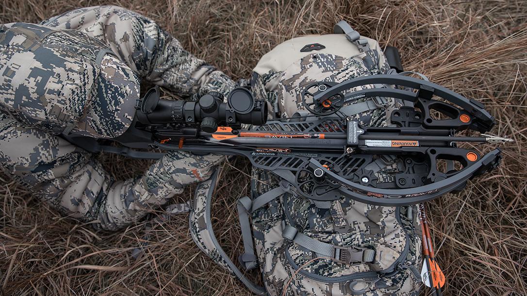 Ravin R9 Predator Camo Crossbow compact