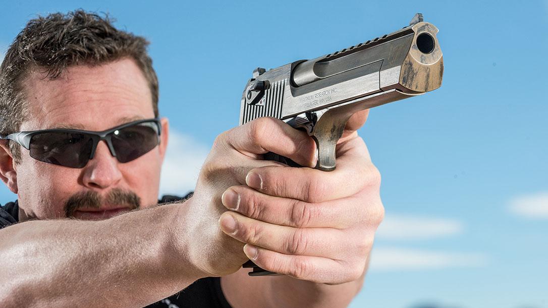 John Tiegen, John Tig Tiegen, 13 Hours, Benghazi Kahr Arms, Magnum Research Desert Eagle