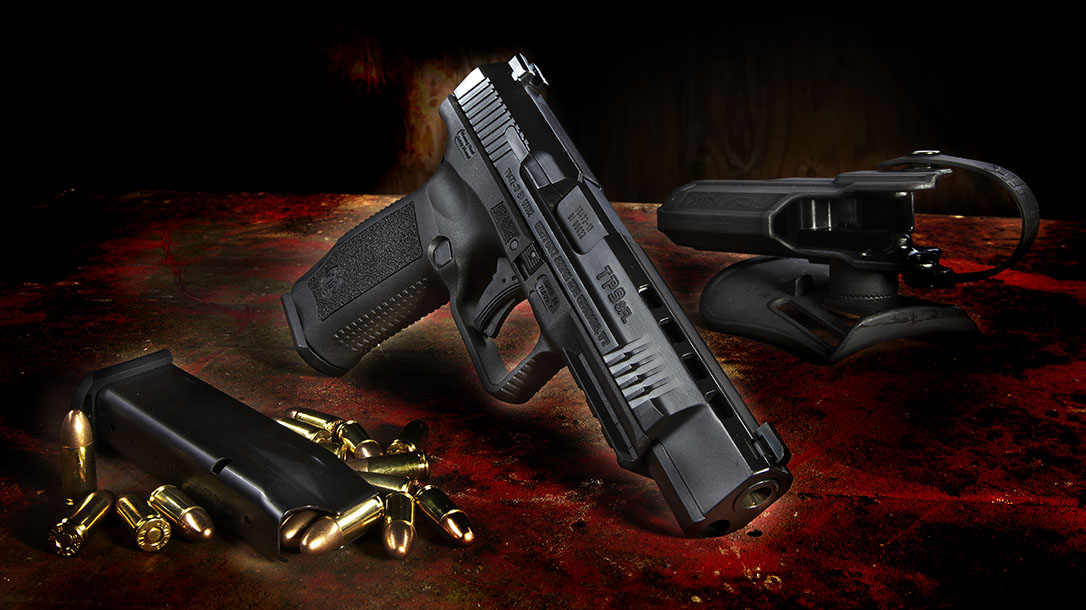 Canik TP9SFL, Ballistic's Best, value pistol lead