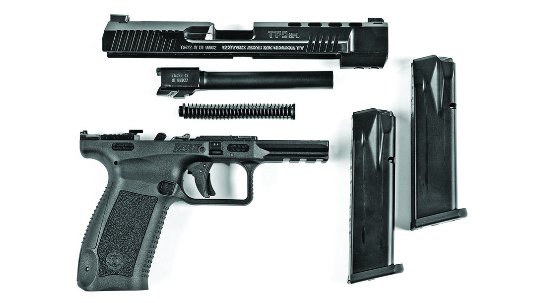 Canik TP9SFL, Ballistic's Best, value pistol parts