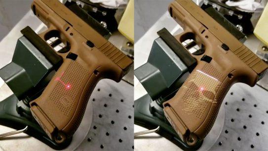 Laser Engraved G19X, Custom Glock 19X