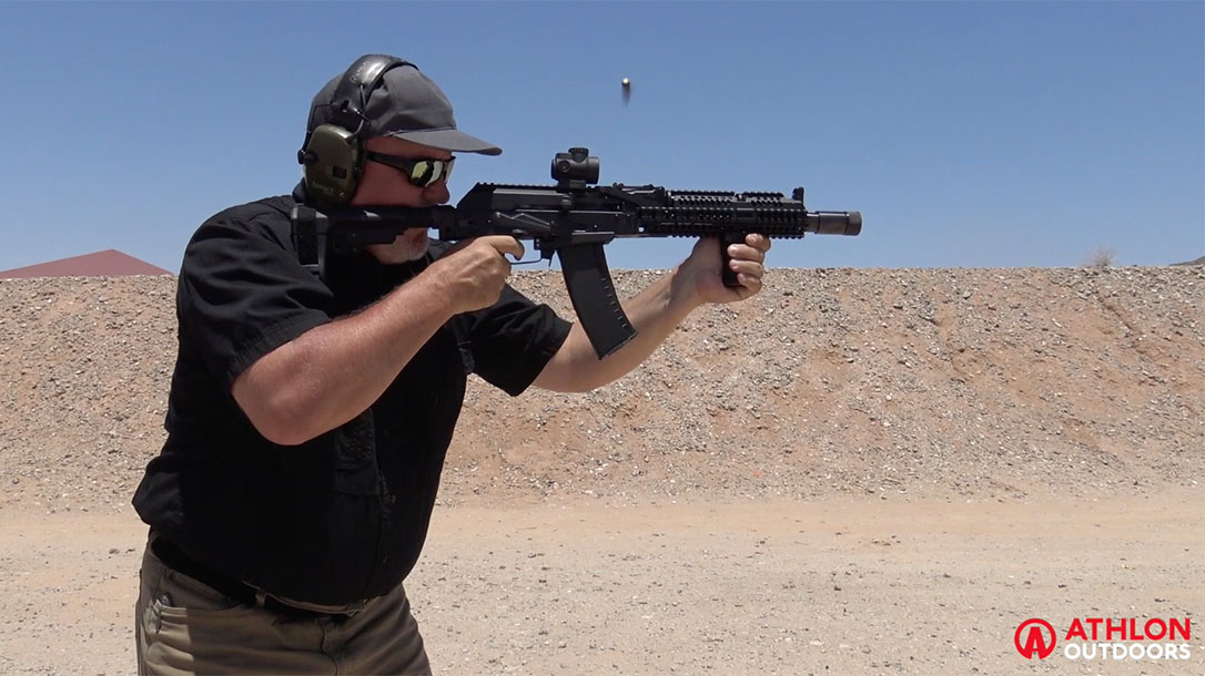 Meridian Defense Project Alpha AK-74 Rifle
