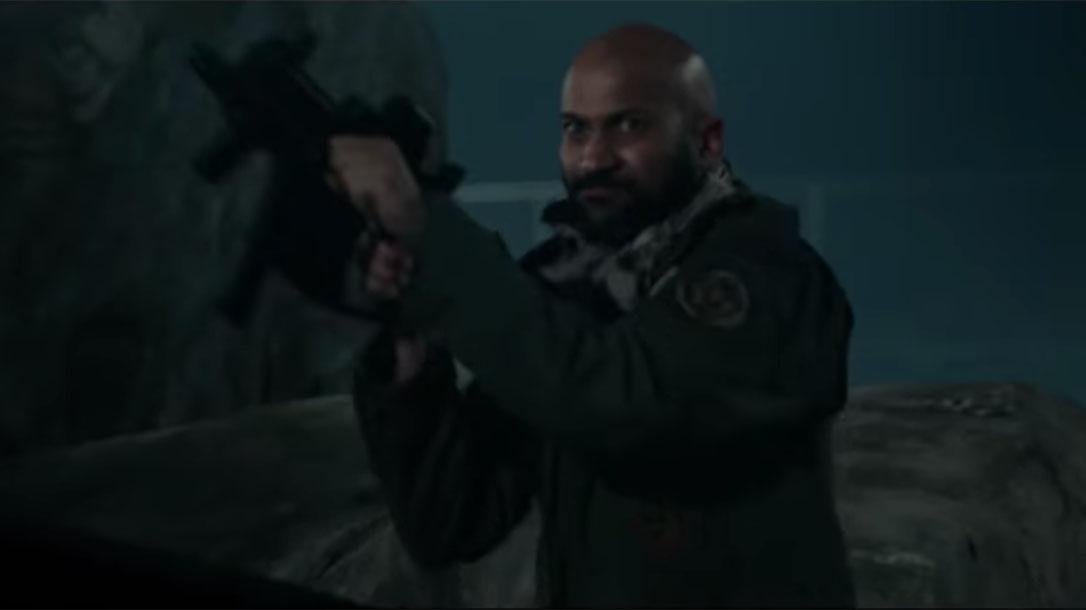 The Predator Trailer, KRISS Vector