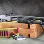 Home Defense Shotgun choke, remington 870 express tactical shotgun right angle