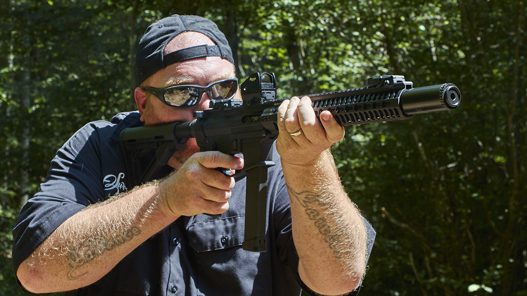 Angstadt Arms UDP-9 Ic 9mm carbine