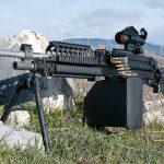 Machine Gun Armory MK46 GEN-3 range