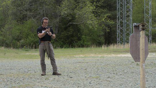 new gun owners, gun range, Pat McNamara