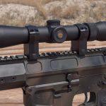 Wilson Combat 458 HAM'R Tactical Hunter rifle, Leupold Optics