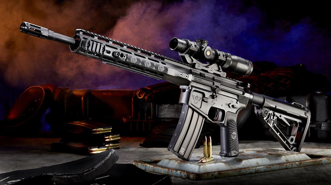Wilson Combat 300 HAM'R, Ranger Rifle, profile
