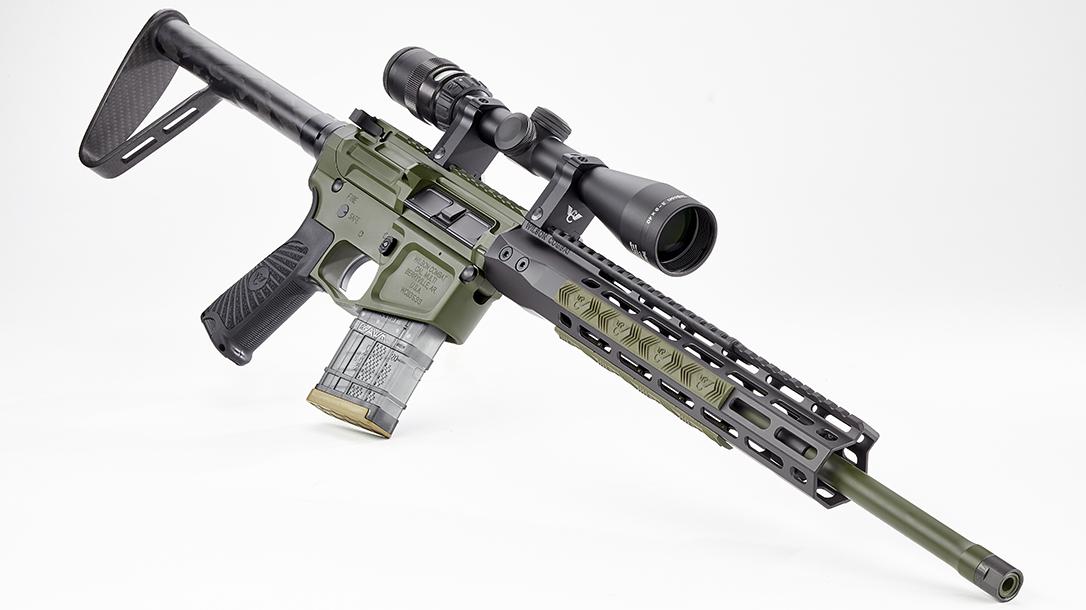 Wilson Combat 300 HAM'R, Bill Wilson Ranch Rifle, profile
