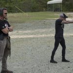 Phil Labonte, All That Remains, Guns, range