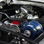 Kort Nielson, Muscle Cars, Christensen Arms, 1967 Mustang, engine