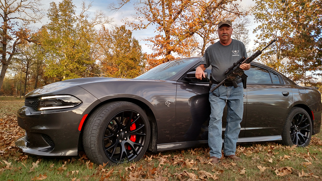 Bill Wilson, Muscle Cars, Wilson Combat, 2016 Dodge Charger SRT Hellcat