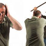 Pistol Whip Technique, self-defense, attacker