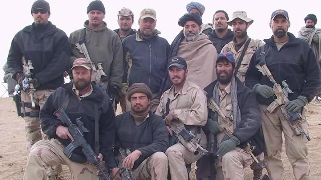 Jason Amerine, ODA 574, Afghanistan War, leda