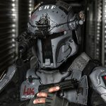 Space Force Uniform, Galac-Tac, handgun
