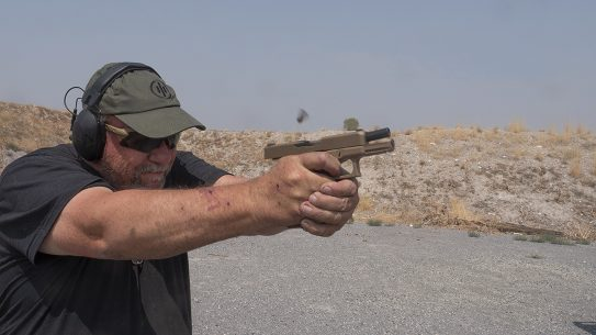 Glock 19X pistol, Glock haters, range