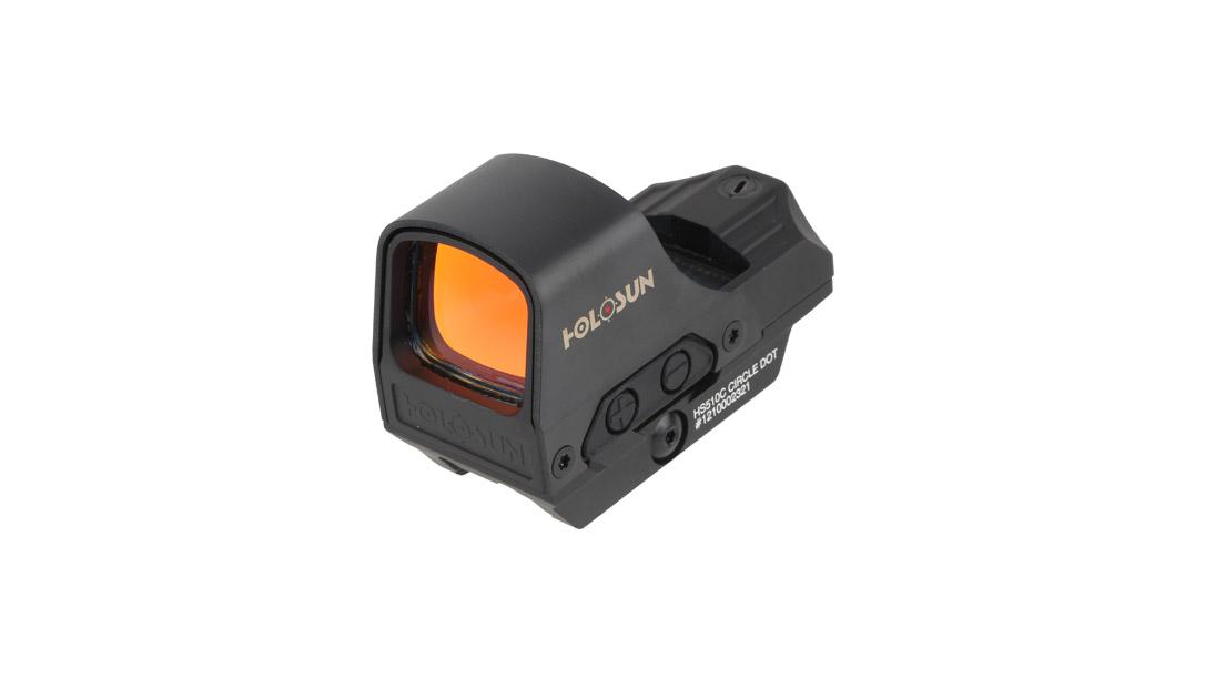 Ballistic Gear Grab, Holosun HS510C