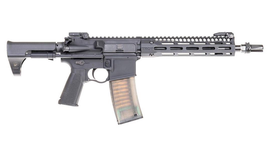 Ballistic Gear Grab, Troy SOCC CQB Carbine, profile