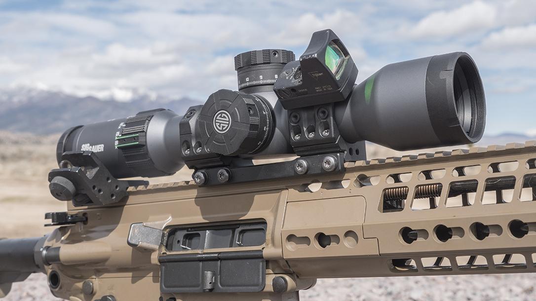 How to choose Riflescopes, Sig Sauer Tango6