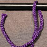 Rope Knots, Clove Hitch, Step 1