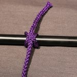 Rope Knots, Clove Hitch, Step 4