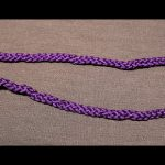 Rope Knots, Square Knot, Step 1