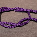 Rope Knots, Square Knot, Step 3