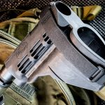 Black Aces Tactical DT Shotgun, 12-gauge shotgun, Sig Sauer SB15 stabilizing brace