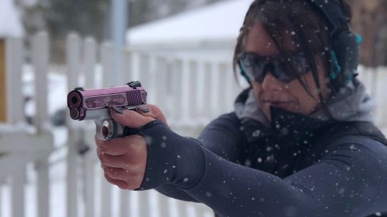Anti-Feminist, Karen Hunter, firearms training