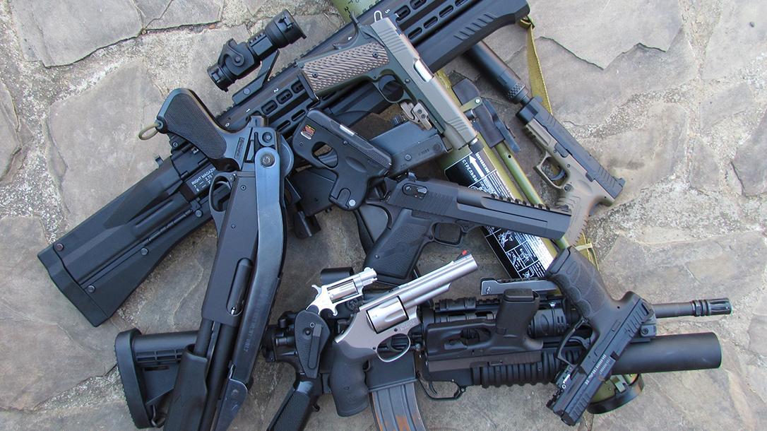 Survival Gun