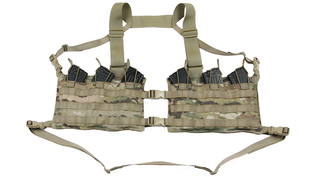 Mag Pouches, Ammo Accessories, Beez Combat Systems AK-47 Chest Rig