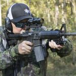 Troy M16A2 SFOD-D Carbine, Mogadishu rifle, range test