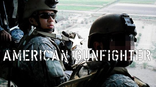BCM American Gunfighter, Aaron Barruga, military