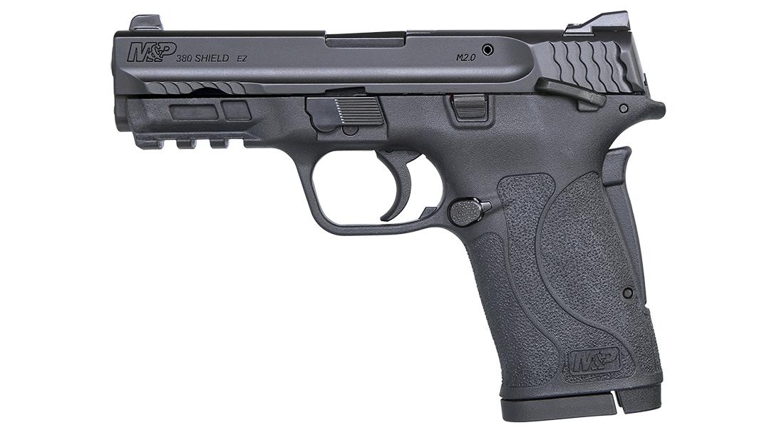 Ballistic Gear Grab, Smith & Wesson M&P 380 Shield EZ Pistol, left