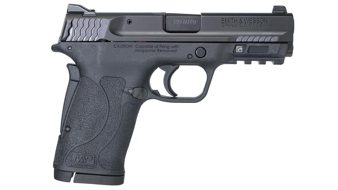 Ballistic Gear Grab, Smith & Wesson M&P 380 Shield EZ Pistol, right