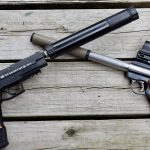 Purchasing Suppressors, BAFTE, two handguns
