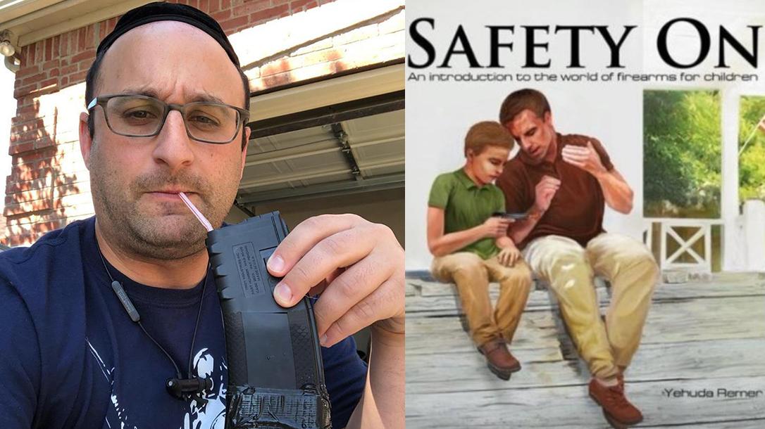 Pew Pew Jew, Gun Safety, firearms